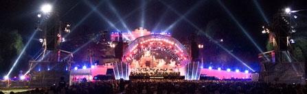 Sommernachts Konzert 2015